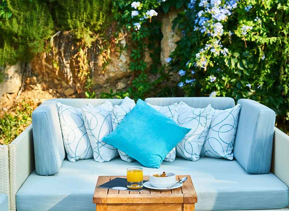 decorar telas exterior, estudio de interiorismo Vigo